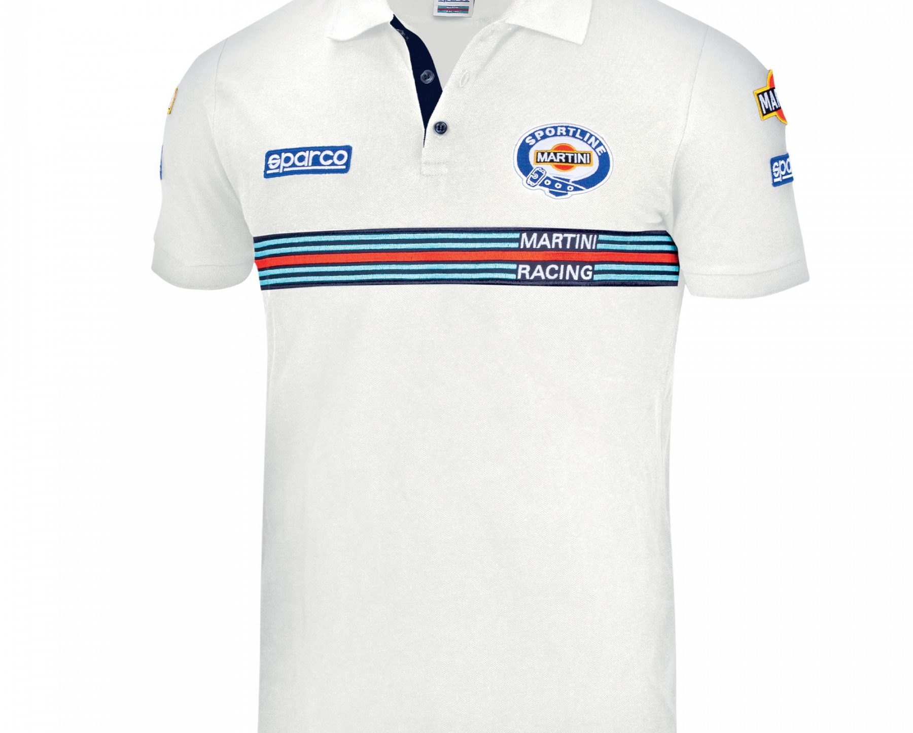 Нов продукт: Sparco Replica Martini Racing, T-shirt