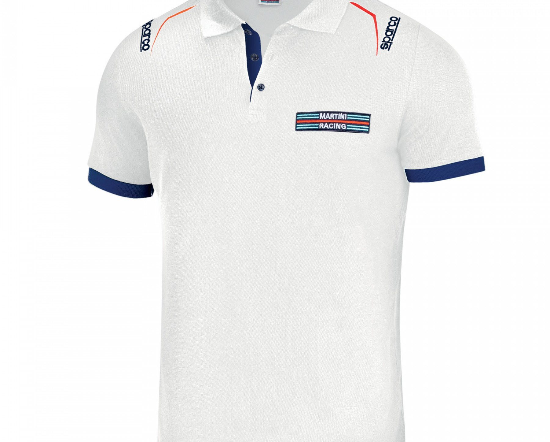 Нов продукт: Sparco Martini Racing, T-shirt Embroideries