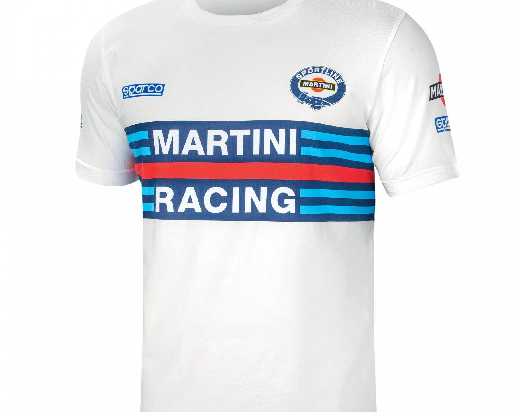 Нов продукт: Sparco Martini Racing, T-shirt