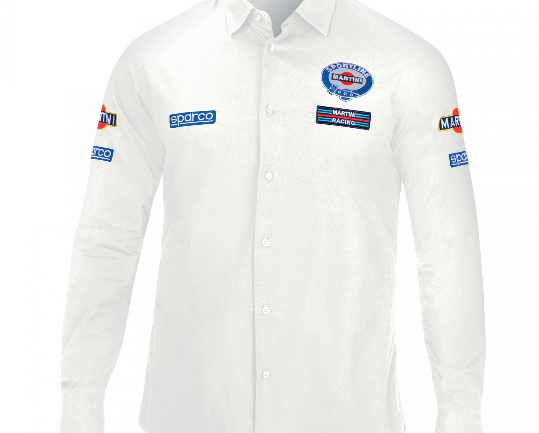 Нов продукт: Sparco Martini Racing, Shirt