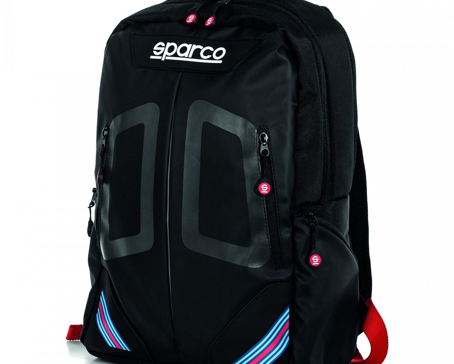 Нов продукт: Sparco Martini Racing, раница