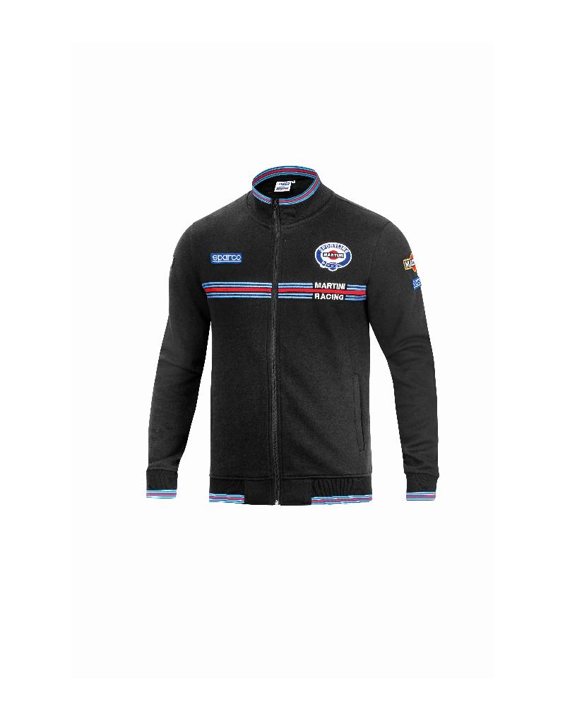 Нов продукт: Sparco Martini Racing, Full Zip Hoodie