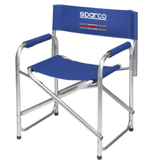 Нов продукт: Sparco Martini Racing, Paddock Chair
