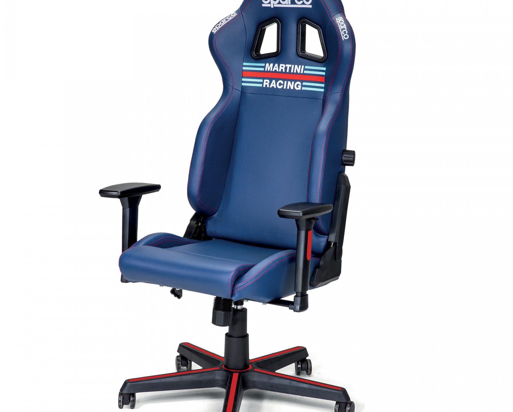 Нов продукт: Sparco Martini Racing Icon, Office Chair