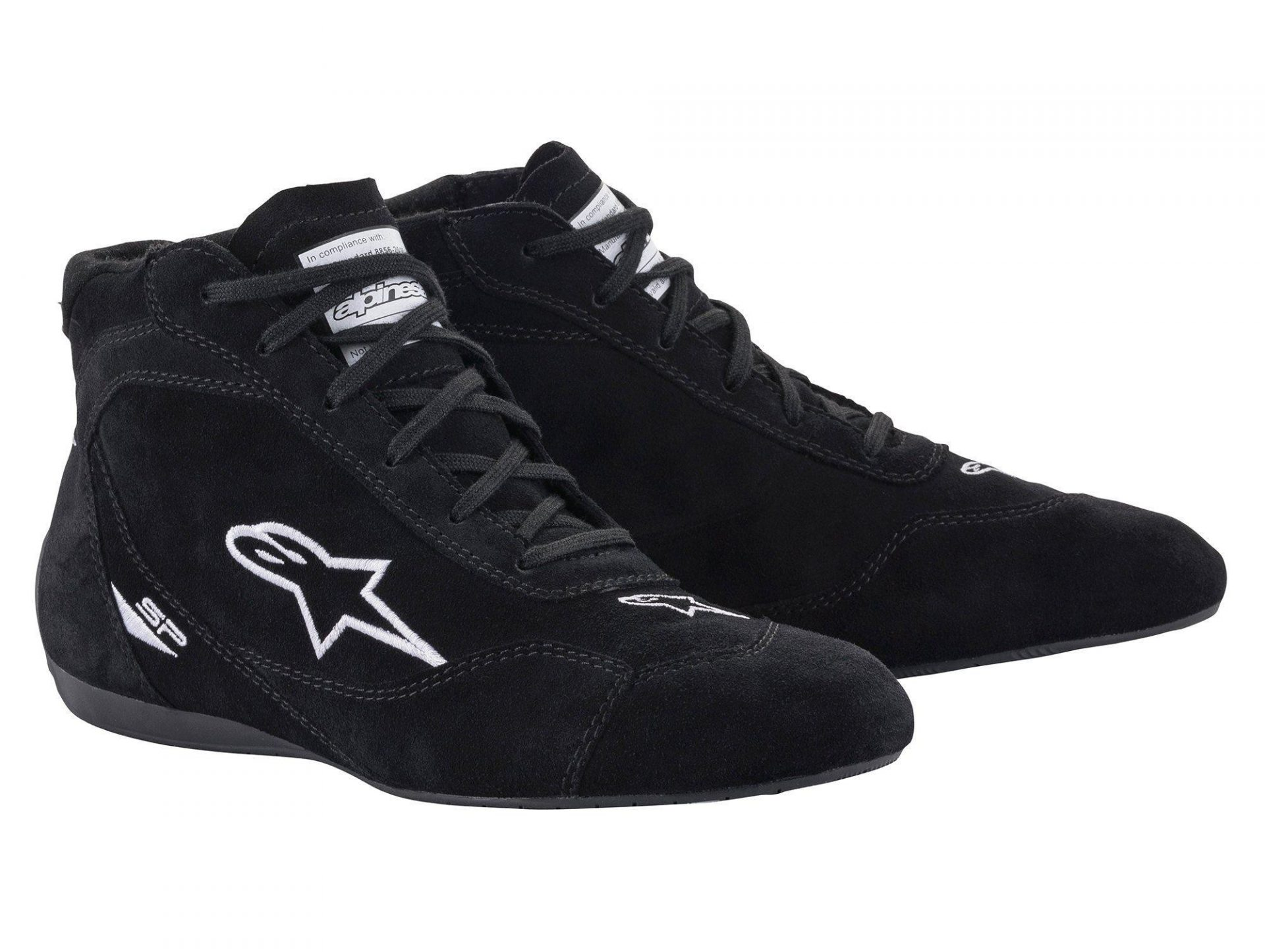 Нов продукт: Alpinestars SP V2, FIA Shoes