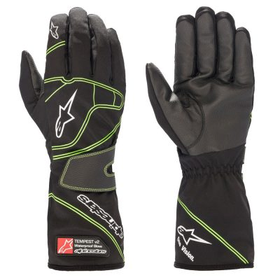 Нов продукт: Alpinestars Tempest V2, Wet Weather Gloves
