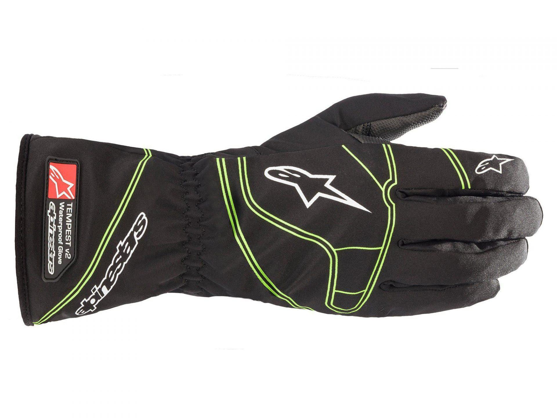 Нов продукт: Alpinestars Tempest V2, Youth Waterproof Gloves