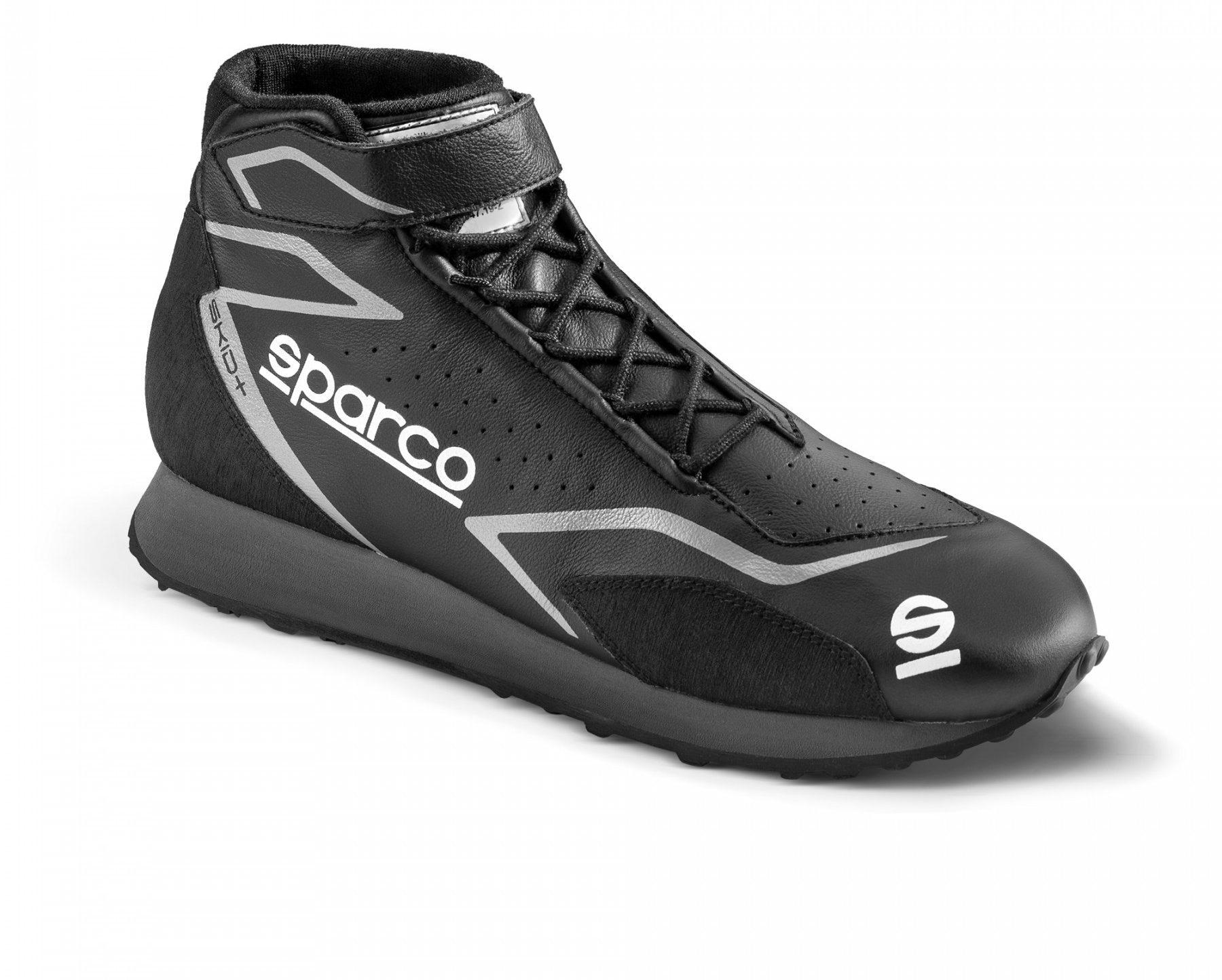 Нов продукт: Sparco Skid+, FIA Shoes
