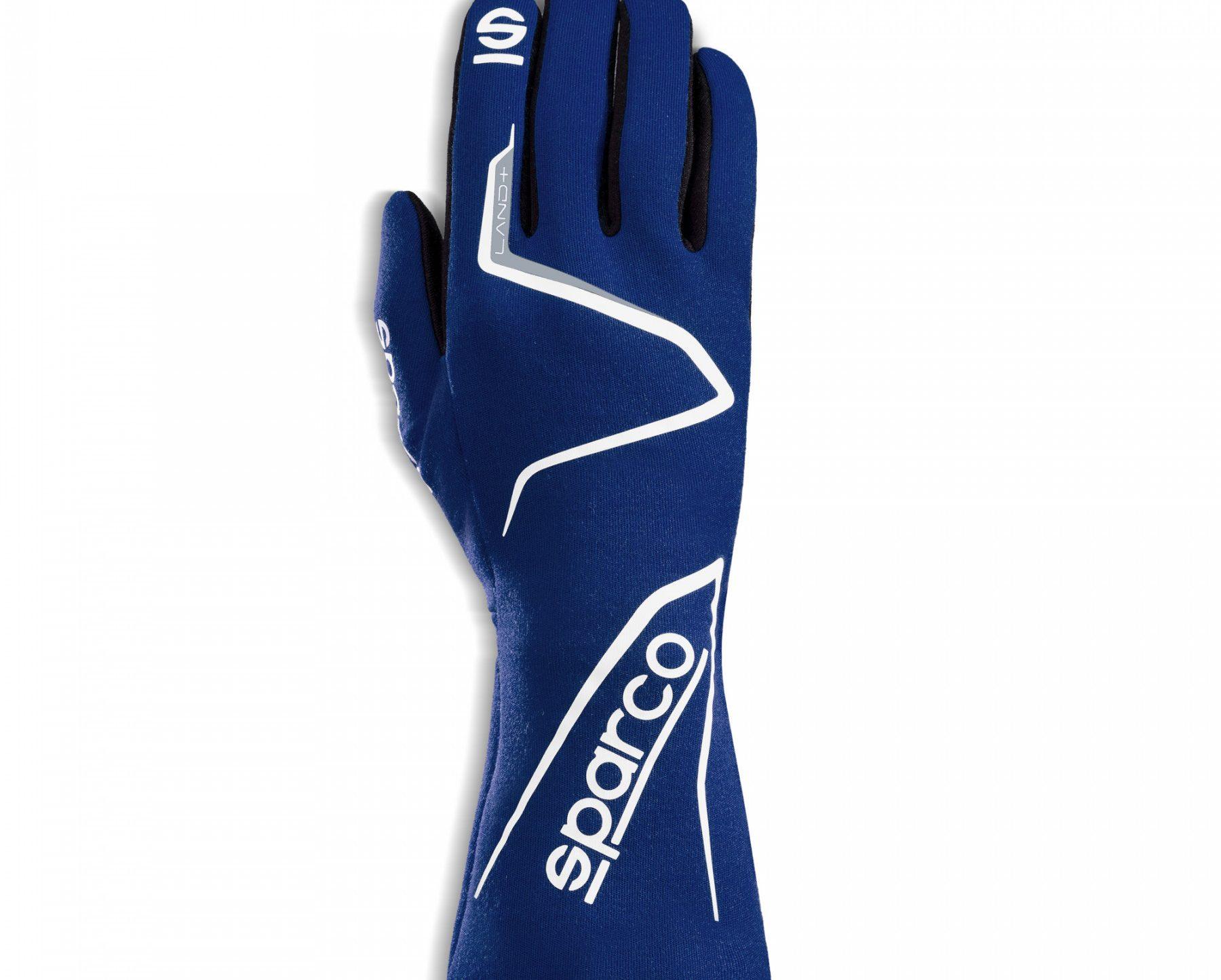 Нов продукт: Sparco Land +, FIA Gloves