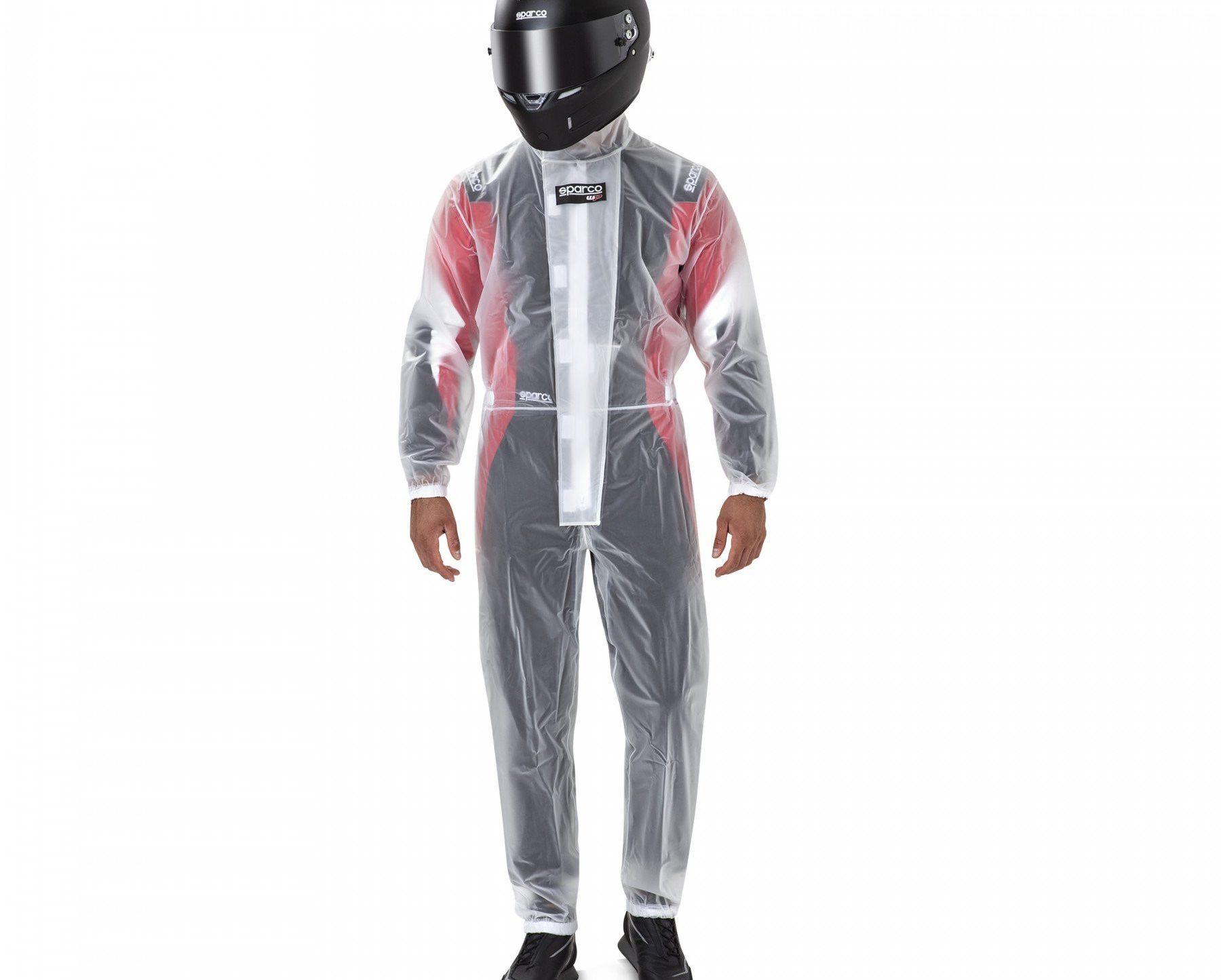 Нов продукт: Sparco T-1 Evo,  Karting Waterproof Suit