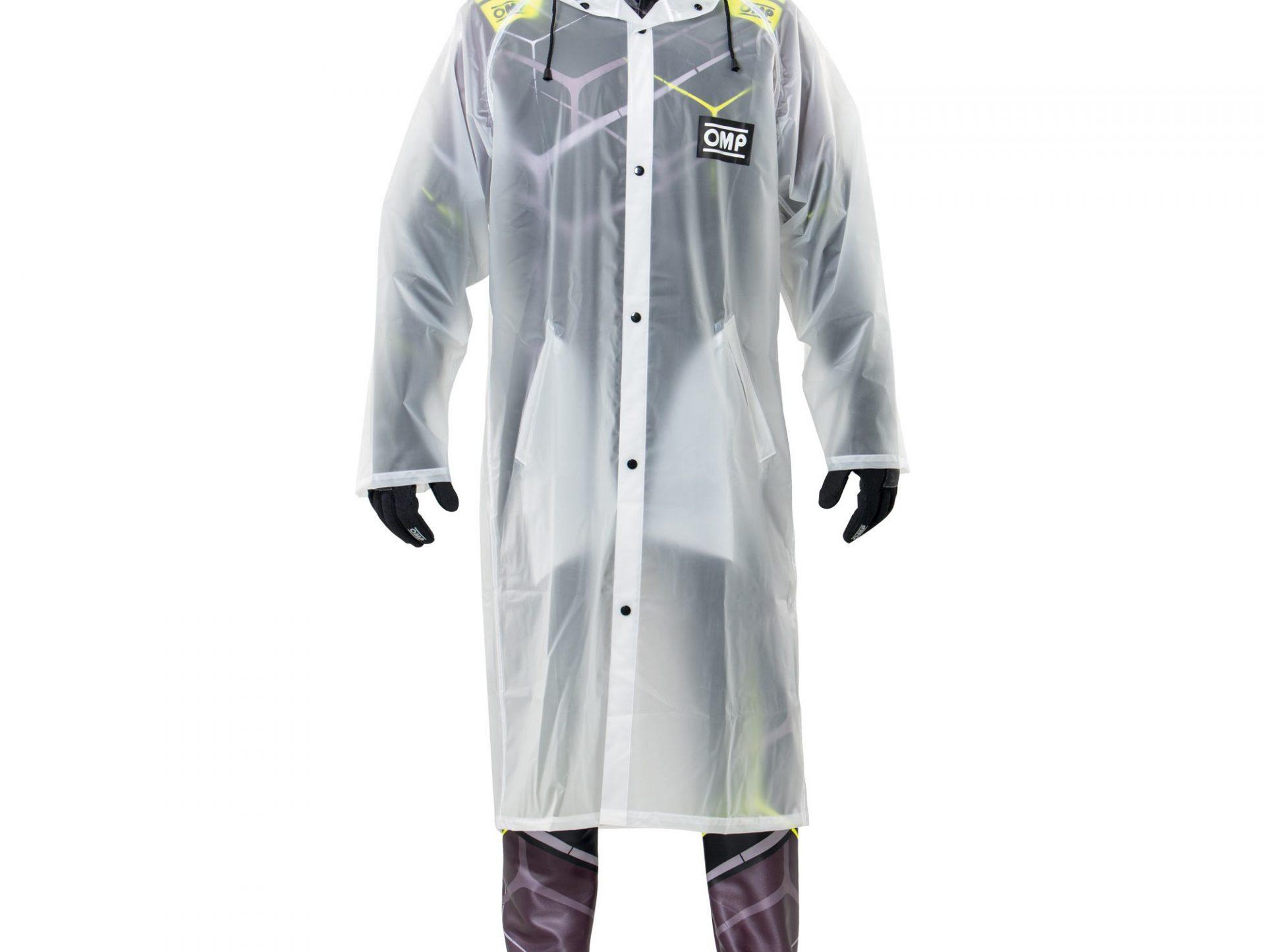 Нов продукт: OMP KS, Raincoat