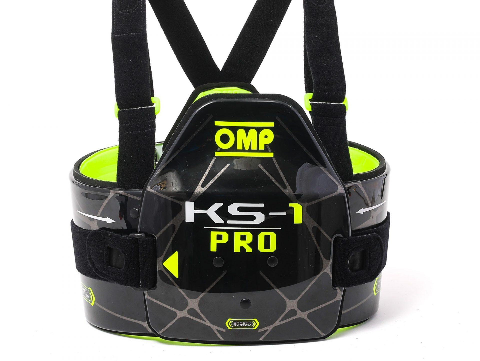 Нов продукт: OMP KS-1 Pro, Rib Protector