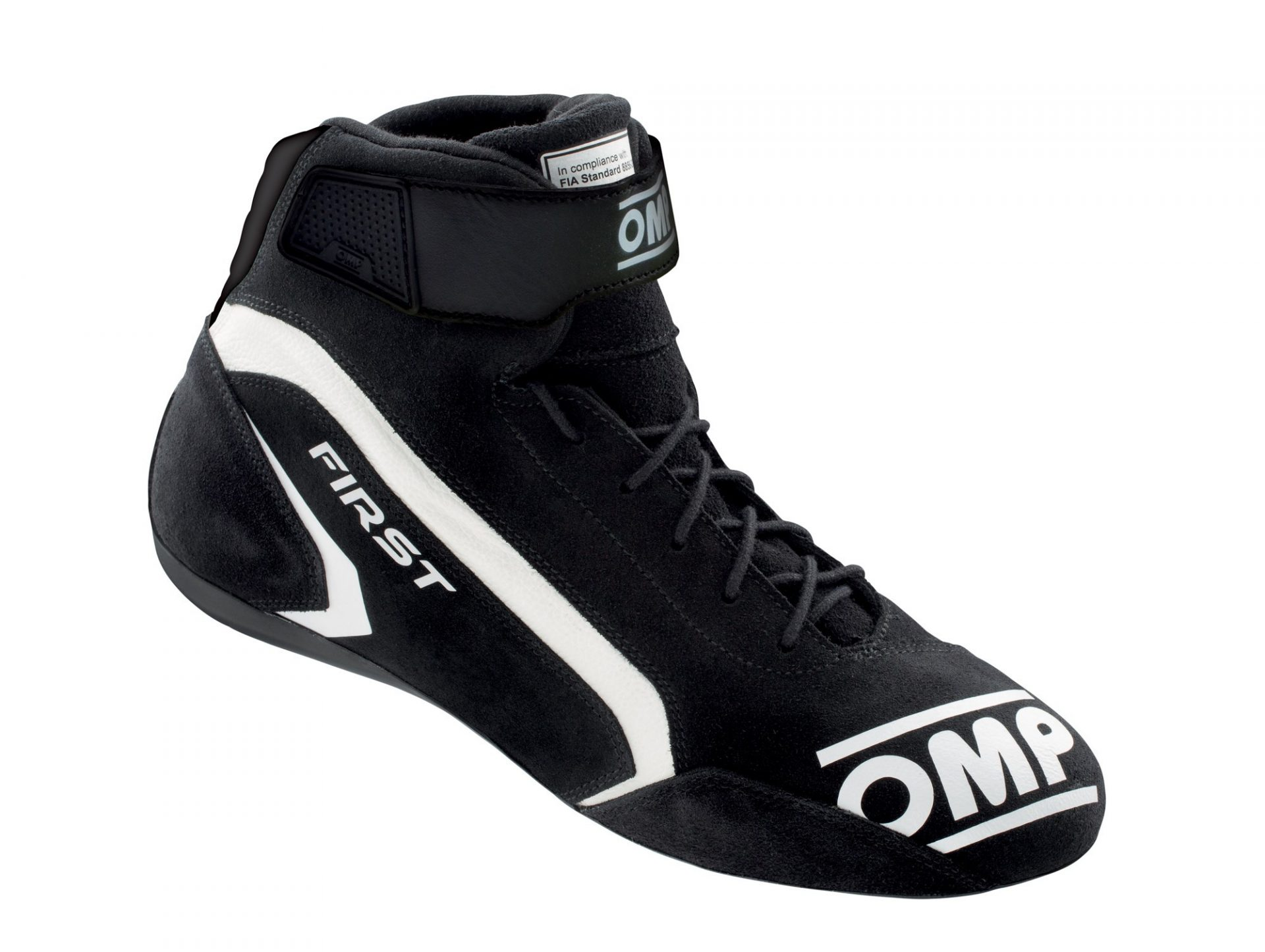 Нов продукт: OMP First My2021, FIA Shoes