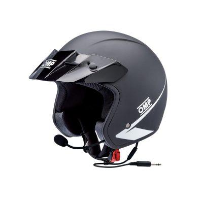 Нов продукт: OMP Star J, Open Face Intercom ECE Helmet